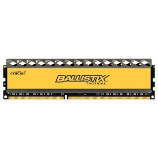 Crucial 4GB, Ballistix 240-Pin DIMM, DDR3 PC3-14900 Memory Module
