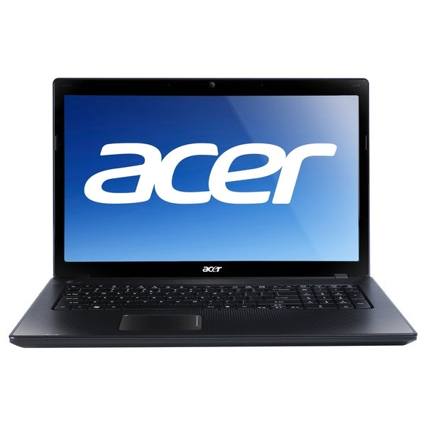 "Acer Aspire 7250 AS7250-E454G50Mnkk 17.3"" LCD Notebook - AMD E-450 Du"