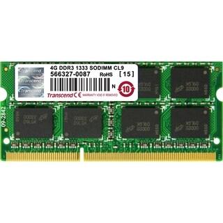 Transcend JM1333KSN-4G 4GB DDR3 SDRAM Memory Module