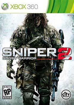 Xbox 360 - Sniper 2 Ghost Warrior
