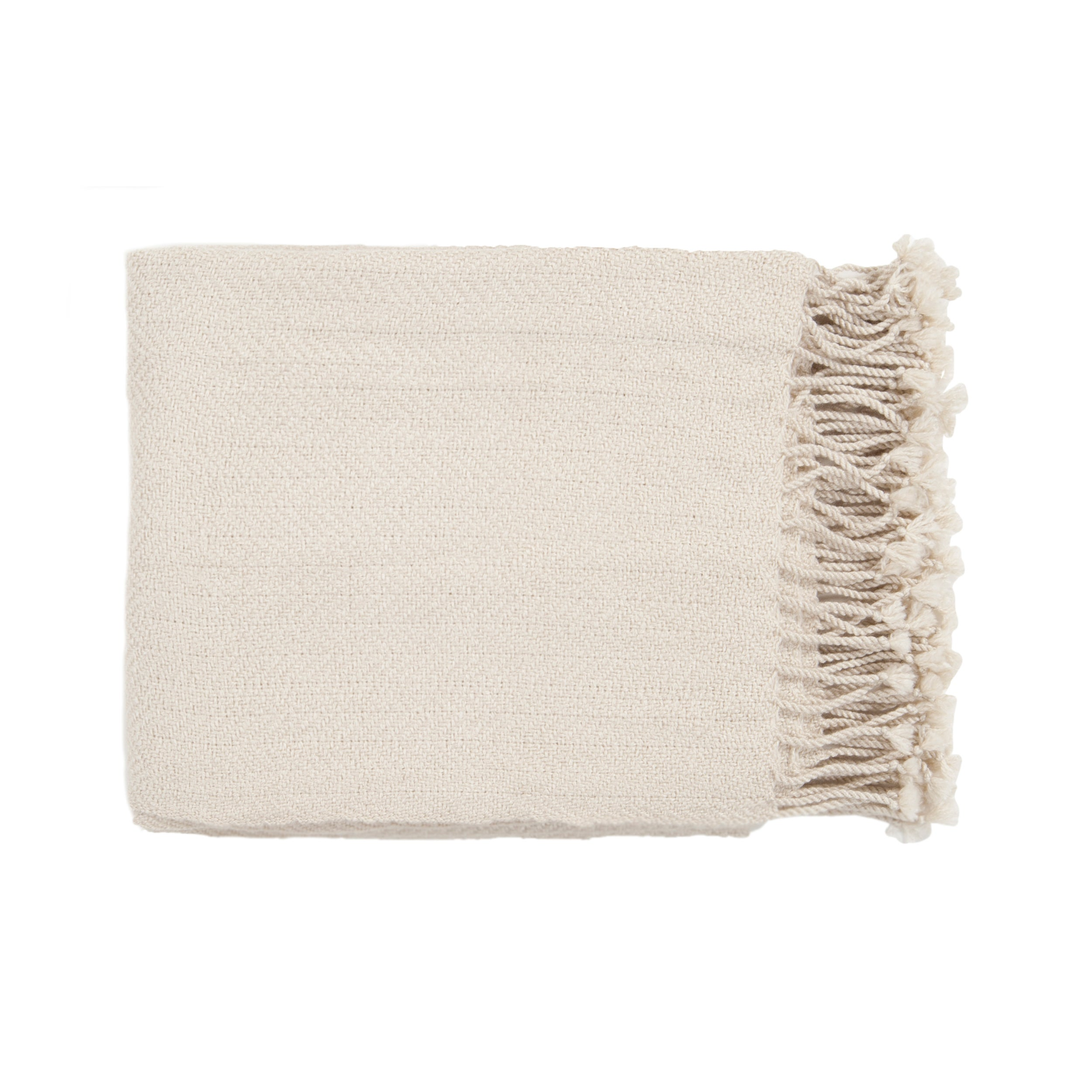 Woven Fordham Acrylic Throw Blanket (50 x 60)