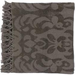 Woven Tulane Viscose Throw Blanket (50 x 70)