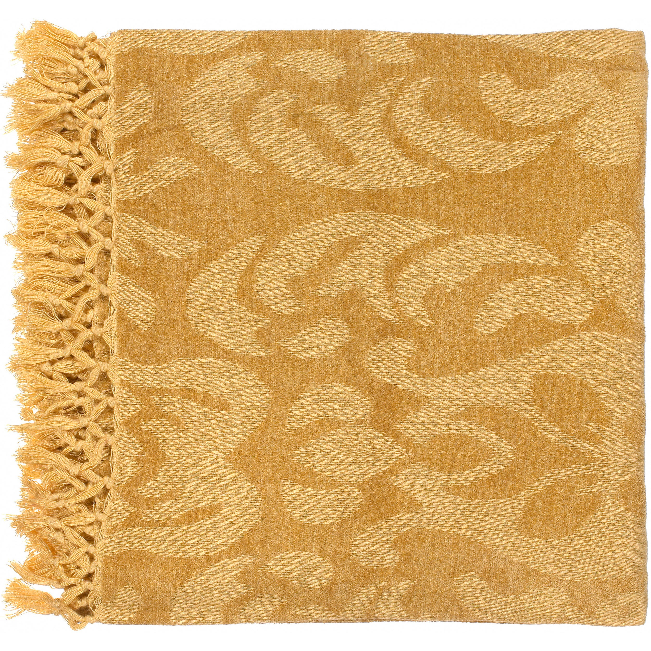Woven Case Viscose Throw Blanket (50 x 70)