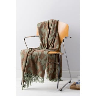 Woven Beline Cotton Throw