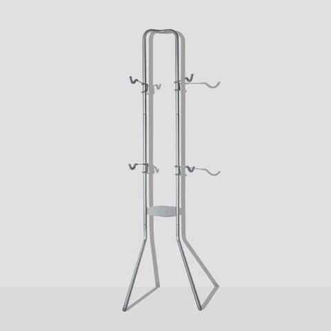 The Art of Storage Michelangelo Steel 2-bike Gravity Stand