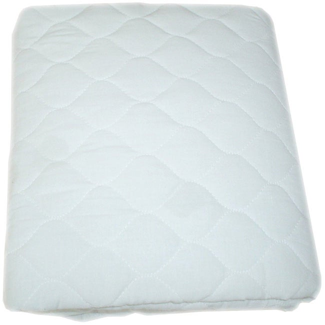 ABC Waterproof Quilted Bassinet Mattress Pad