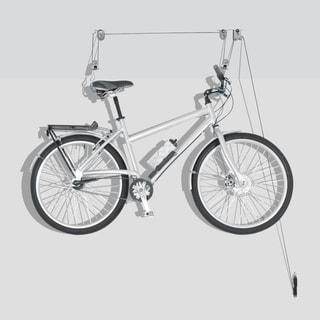 Link to Delta Single Bike Ceiling Hoist Bike Rack (Pack of 2) Similar Items in Cycling Equipment