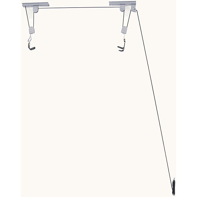The Art Of Storage El Greco Ceiling Hoist Bike Rack Pack