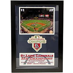 St. Louis Cardinals 2011 World Series Champions Navy Patch Frame|https://ak1.ostkcdn.com/images/products/6470601/St.-Louis-Cardinals-2011-World-Series-Champions-Navy-Patch-Frame-P14066077.jpg?impolicy=medium