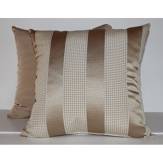 RLF Home Natural Balacet Decorative Pillow (Set of 2) - Thumbnail 0