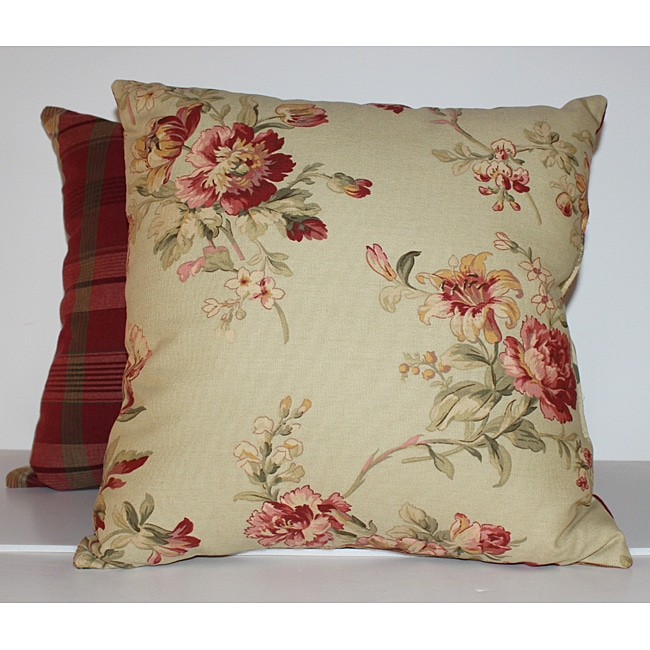 Bennington Oregano Decorative Pillows (Set of 2)