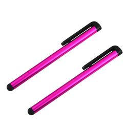 INSTEN Pink Universal Touch Screen Stylus (Pack of 2)