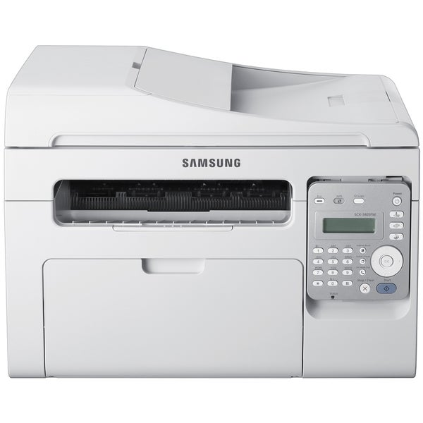 Samsung SCX-3405FW Laser Multifunction Printer - Monochrome - Plain P