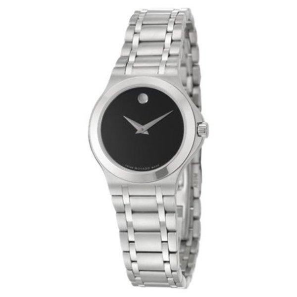 Movado Women's 0606277 'Portfolio' Stainless Steel Quartz Watch