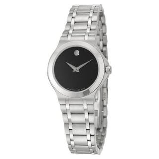 Movado Women's 0606277 'Portfolio' Stainless Steel Quartz Watch