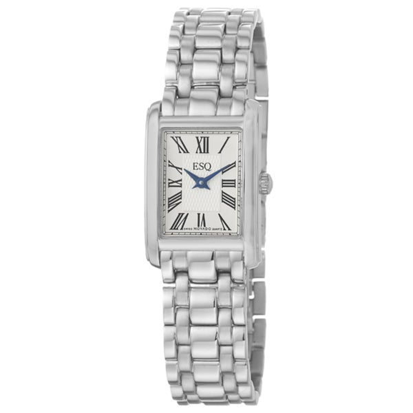ESQ by Movado Women's 'Filmore' Stainless Steel Quartz Watch