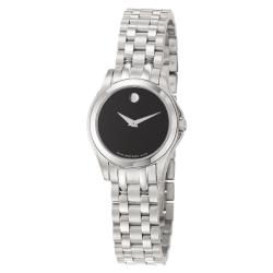 Movado Women's 'Corporate Exclusive' Stainless Steel Quartz Watch