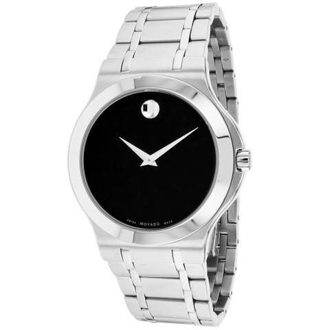 Movado Men's 0606276 'Corporate Exclusive' Stainless Steel Watch