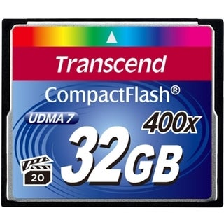Transcend 32 GB CompactFlash