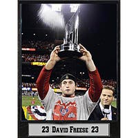 2011 World Series Champions St.Louis Cardinals David Freese Plaque