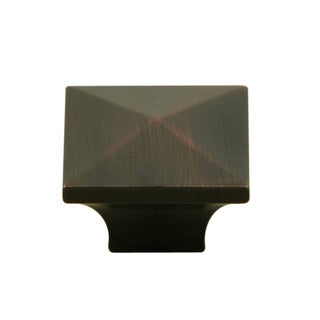 Stone Mill 'Cairo' Oil Rubbed Bronze Cabinet Knobs (Case of 25)