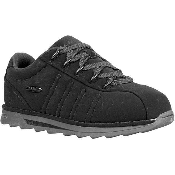 Lugz Men's 'Changeover ' Black/ Durabrush Sneakers - Black