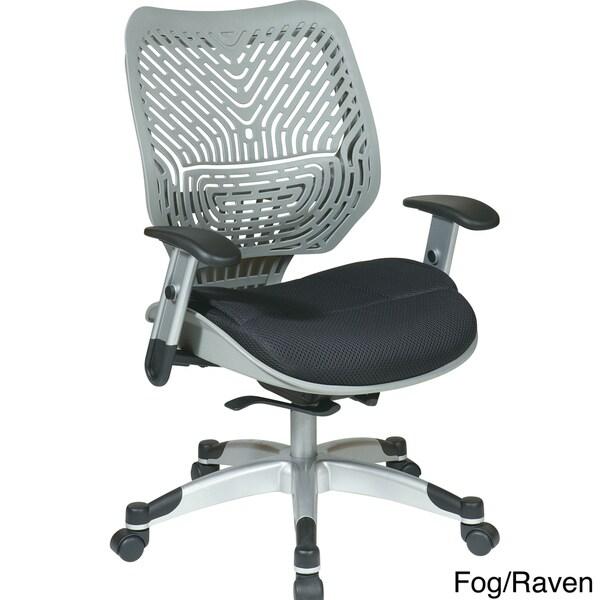 spaceflex office chair orange. office star revv series self adjusting spaceflex back chair with mechanism free shipping today overstockcom 14068249 spaceflex orange