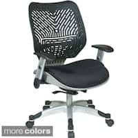 Office Star REVV Series Self Adjusting SpaceFlex Back Chair with Self Adjusting Mechanism