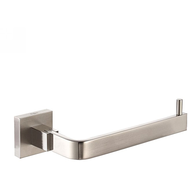 KRAUS Bathroom Accessories - Tissue Holder without Cover in Brushed Nickel