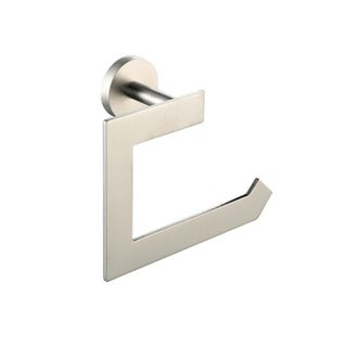 KRAUS Bathroom Accessories - Tissue Holder without Cover in Brushed Nickel - Brushed nickel