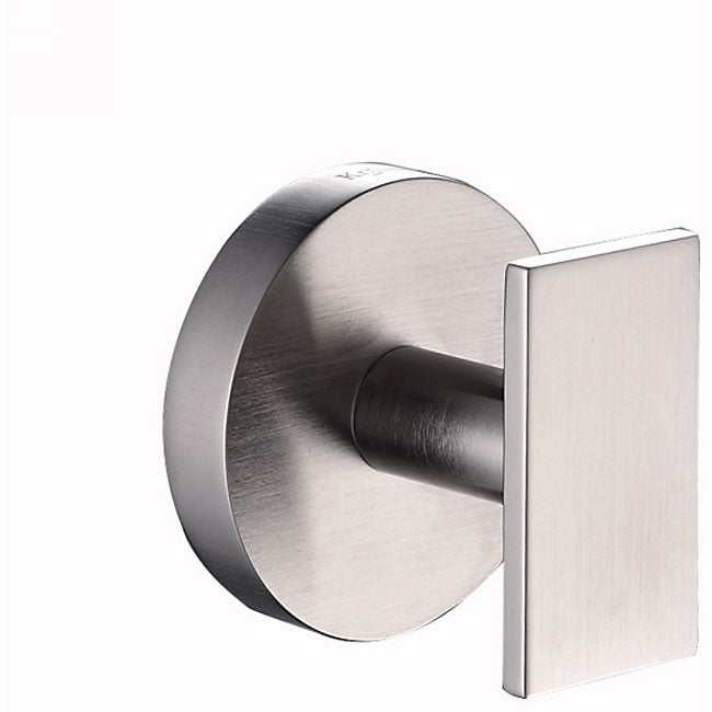 KRAUS Bathroom Accessories - Hook in Brushed Nickel