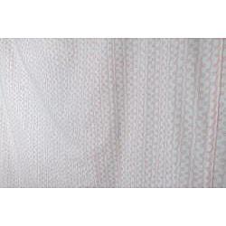 Pretty Pink Swirls Shower Curtain