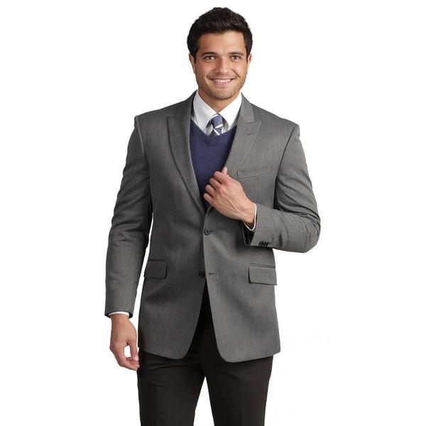 Marc Ecko Men's Trim Fit Grey Suit Jacket