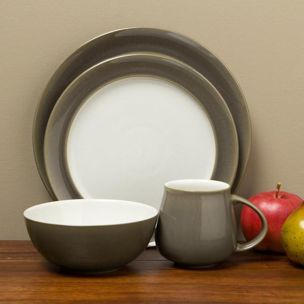 Denby Truffle 16-piece Dinnerware Set