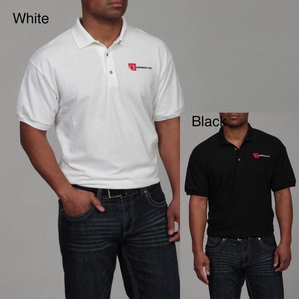 Overstock.com Men's Polo Shirt