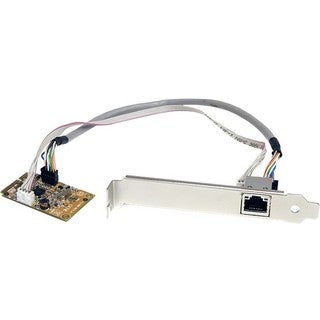 StarTech.com Dual Port Gigabit PCI Express Server Network Adapter Car