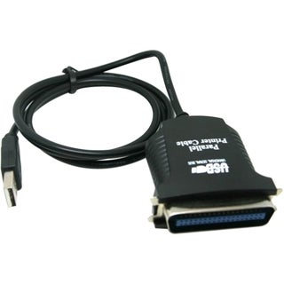 4XEM 3FT USB To Parallel Cable