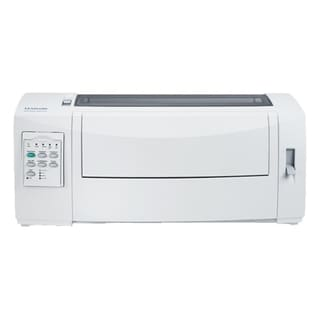Lexmark Forms Printer 2500 2580N+ Dot Matrix Printer - Monochrome
