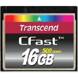 Transcend TS16GCFX500 16 GB CFast Card