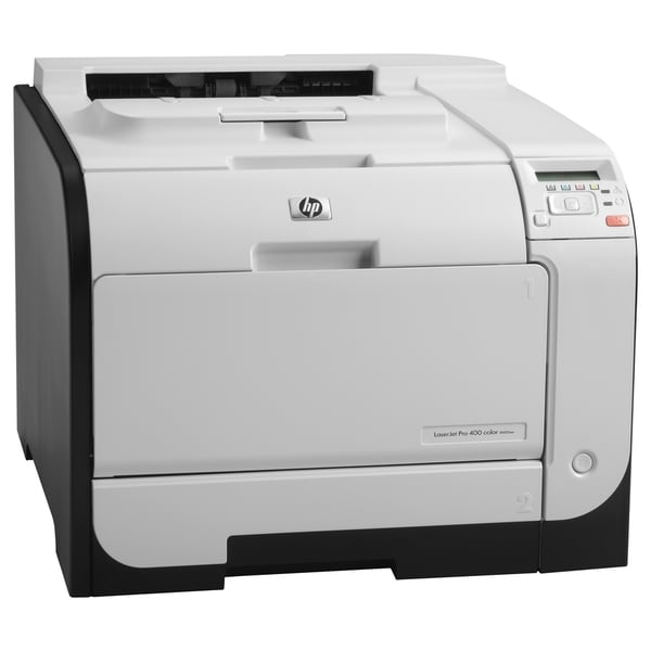 HP LaserJet Pro 400 M451NW Laser Printer - Color - 600 x 600 dpi Prin