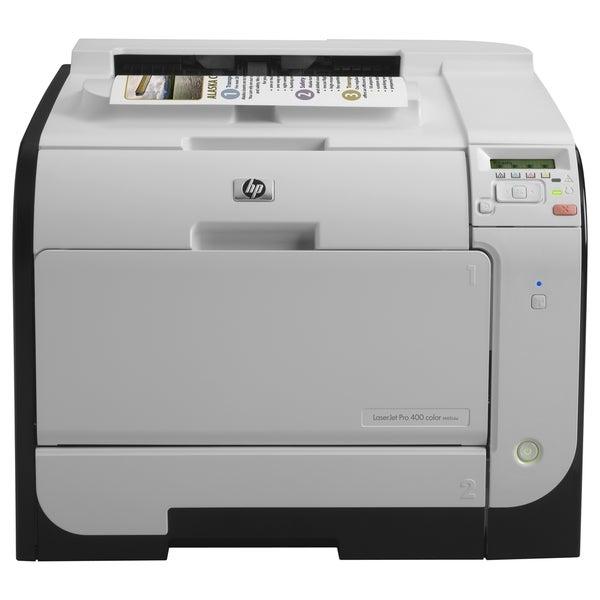 HP LaserJet Pro 400 M451DW Laser Printer - Color - 600 x 600 dpi Prin