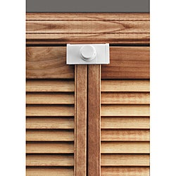 Safety 1st Bi-Fold Door Lock (Pack of 2)