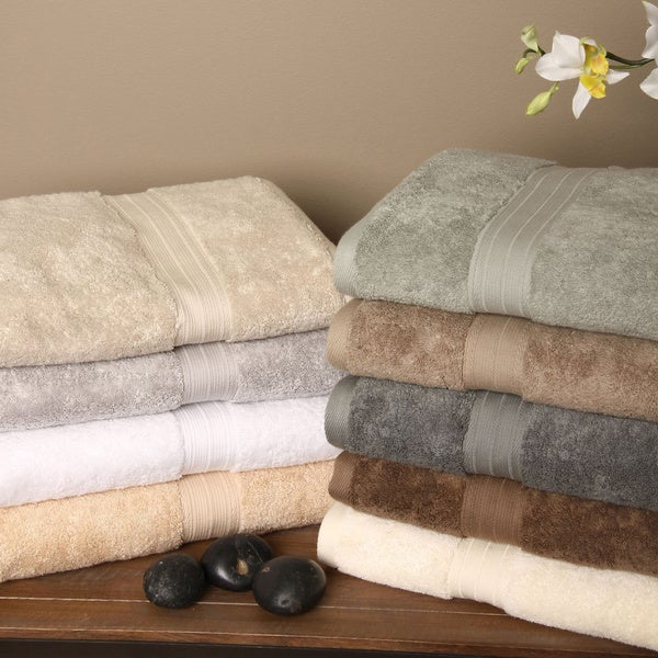 Signature Luxury Egyptian Cotton 6-piece Towel Set