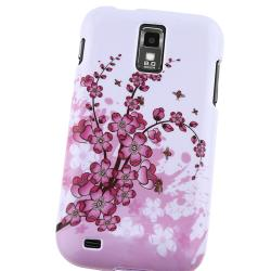 Spring Flowers Snap-on Case for Samsung Galaxy S II T-Mobile T989