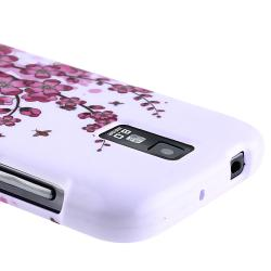 Spring Flowers Snap-on Case for Samsung Galaxy S II T-Mobile T989 - Thumbnail 2