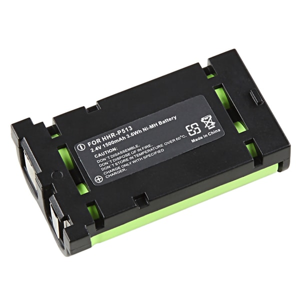 INSTEN Panasonic HHR-P513 Cordless Phone Compatible Ni-MH Battery