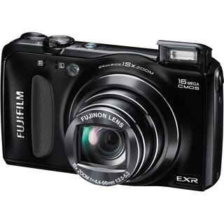 Fujifilm FinePix F660EXR 16 Megapixel Compact Camera - Black