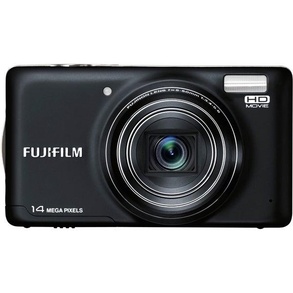 Fujifilm FinePix T350 14 Megapixel Compact Camera - Black