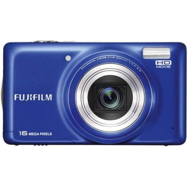 Fujifilm FinePix T400 16 Megapixel Compact Camera - Blue