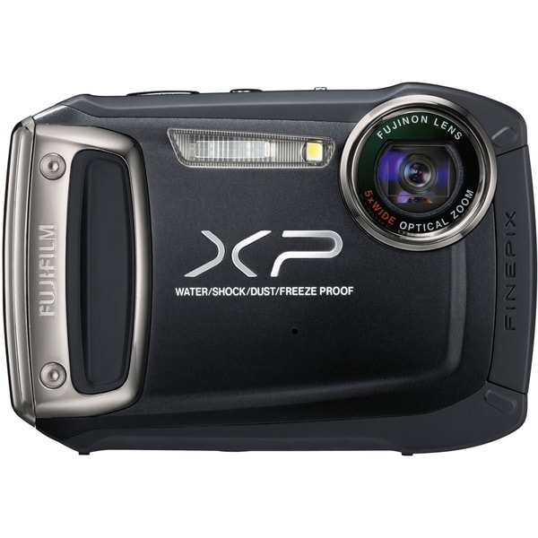 Fujifilm FinePix XP100 14.4 Megapixel Compact Camera - Black